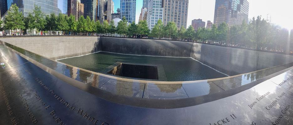 Memorial Pool Ground Zero