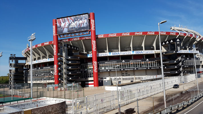 Stadion CA River Plate