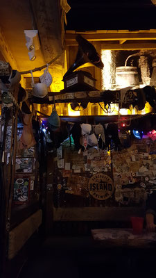 Hillbillie Bar in Victoria
