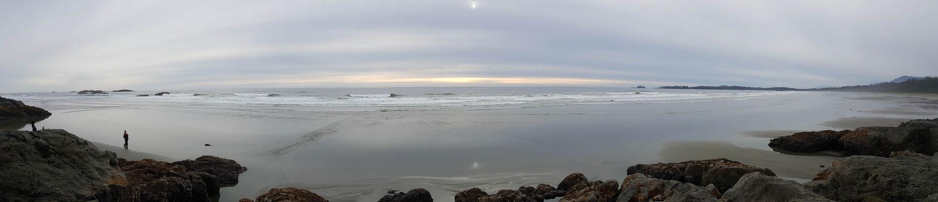 Strand beim Campingplatz