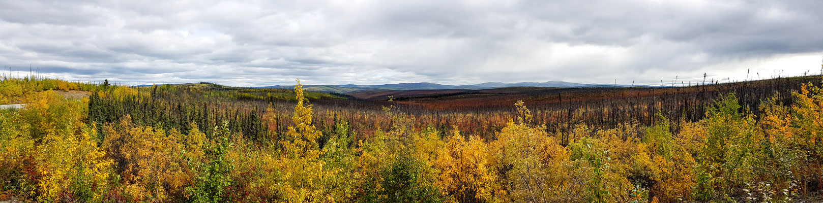Highway nach Kanada