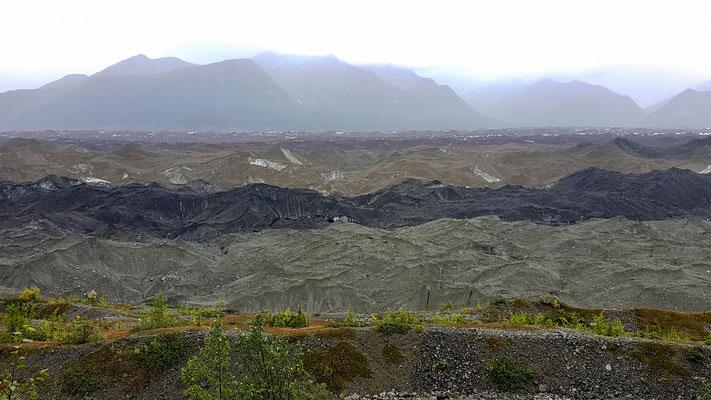 Gletschermoräne