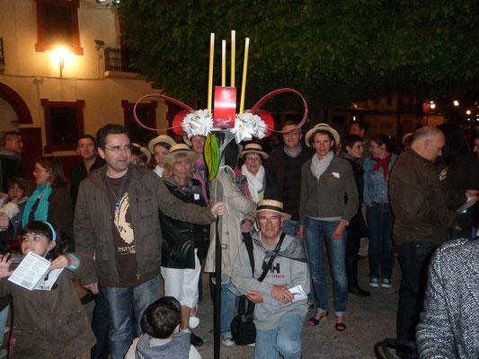 """Départ, le groupe suit la """"farola"""" de Sin Orden Ni Concierto"""