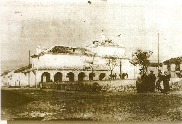 Ermita (avec ses arcades)