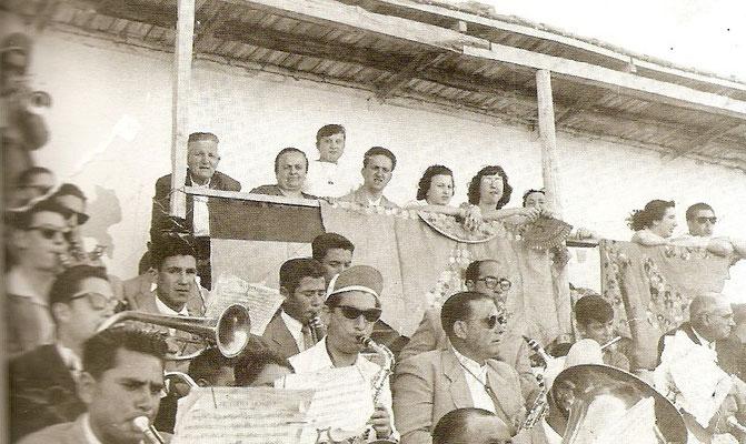 1950 pendant une corrida