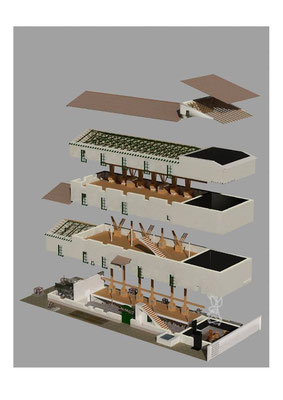 Vision 3D du projet