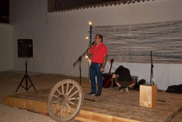 Inauguration par le Maire de Pedro Muñoz