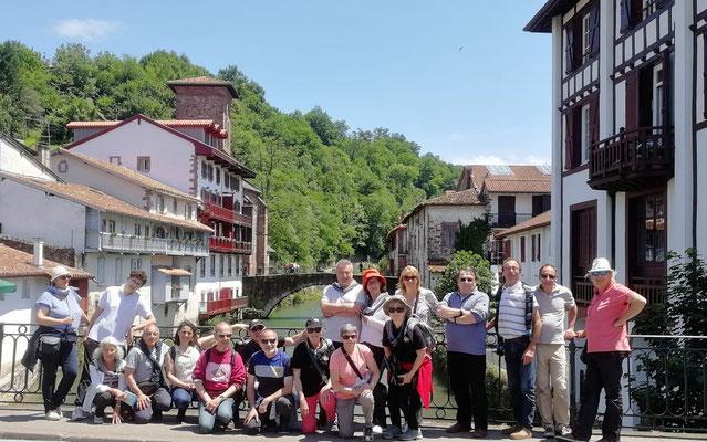 2019 - Voyage au Pays Basque