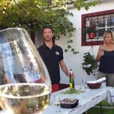 2018 - Dégustation de vins à la Casa