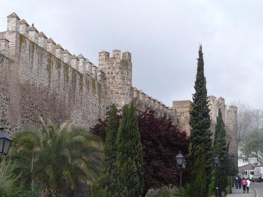 Remparts de la Antequeruela