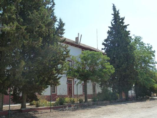 La villa de Don Manuel Fraile