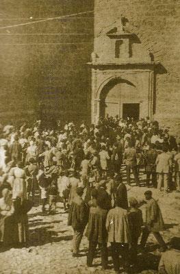 1920 église San Pedro