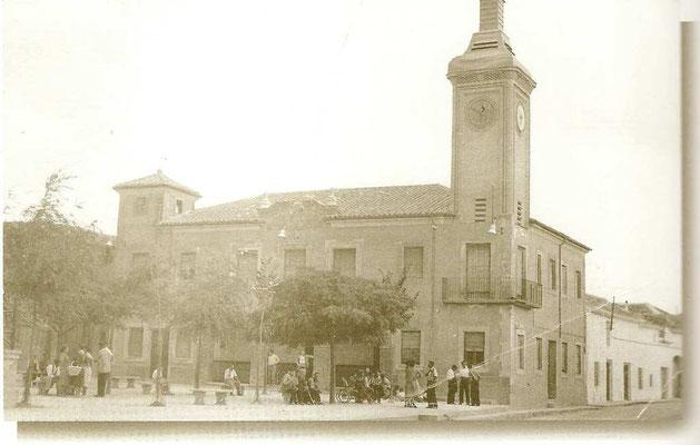 1961 la Mairie