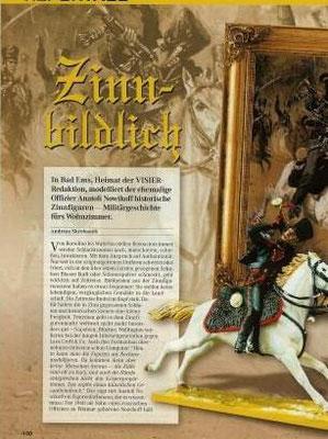Lützower Jäger zu Pferd / 1813