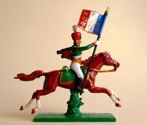Chasseuers á cheval de la Garde Impériale