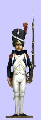Grenadier, Garde Impériale, Frankreich 1805-1815