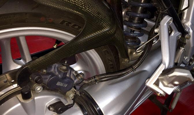 Wartung Und Umbauten Bmw Rninet Motorrad Technik Dreier In Munster