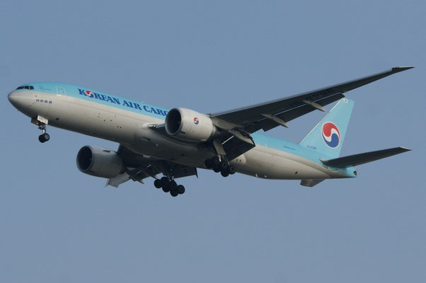 Korean Air Cargo --- HL-8285 --- B777-FB5