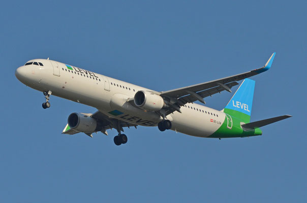 Level --- OE-LCN --- A321-211WL