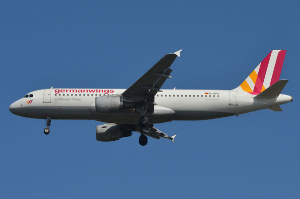 Germanwings --- D-AIPU --- A320-211