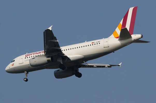 Germanwings --- D-AGWF --- A319-112