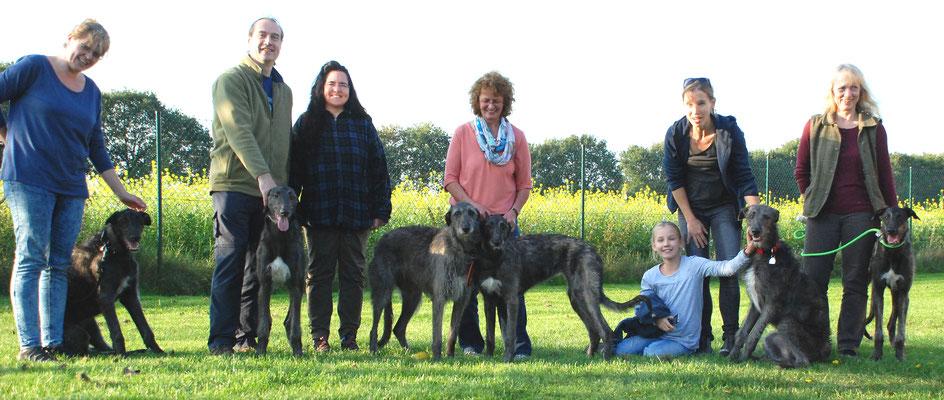Connor, Craigh, Sca'thach, Ceadachas, Cullen & Coinneach