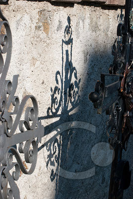 120805_DSC0171 Garn Friedhof Kreuz Südtirol Italien