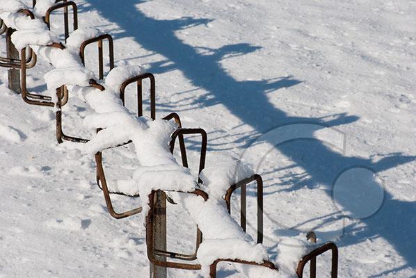 100306_DSC0099 Radständer Schnee Winter
