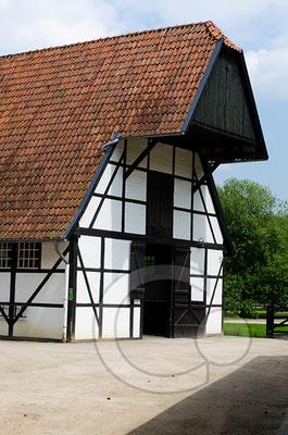 140602_RAW7683 Herbern-Mersch - Schloss Itlingen, Wirtschaftsgebäude Pferdezucht