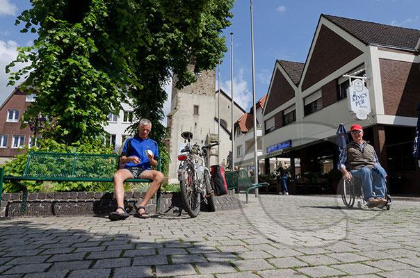 140530_RAW7212 Glandorf, Dorfplatz