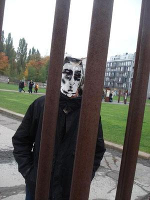 Berlin mur