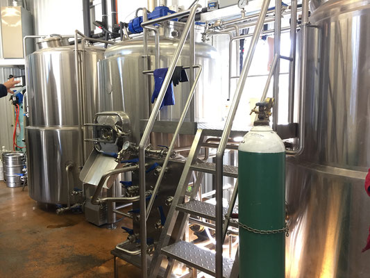 Virginia Brewery Brite Tanks Feasibility Study