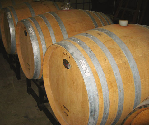 Virginia Winery Barrels Feasibility Study