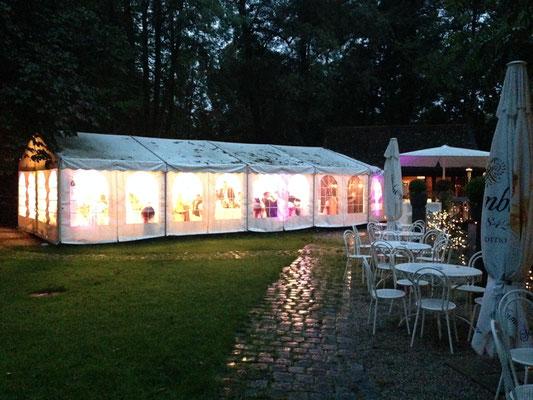 Zelt Hochzeit Hochzeitsdj Allgäu