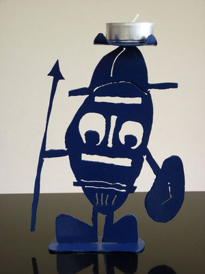 Glottino soldier - Color: Blue - Size cm: