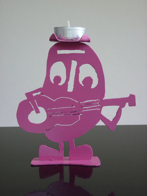 Glottino singer - Color: Pink - Size cm: