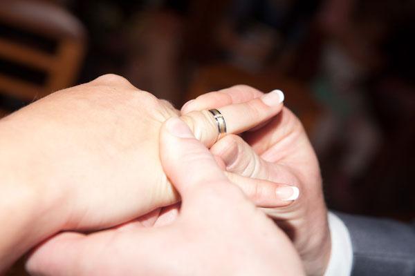 Gelnagels met French Manicure voor een bruiloft