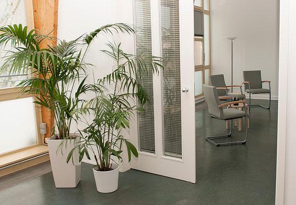 Viel Helligkeit und Platz bietet das Schöneberger Supervisionszentrum.