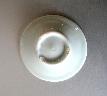 中本純也 白磁しのぎ小皿