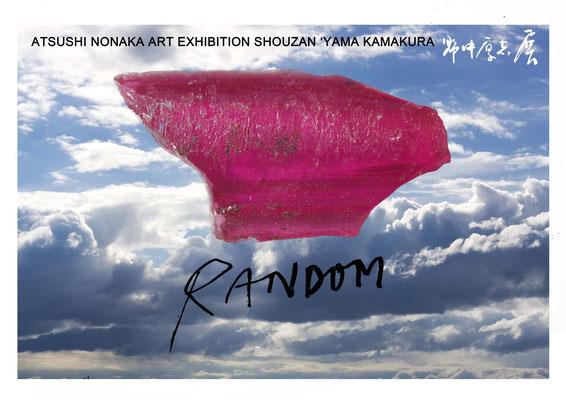 野中厚志展 Random   6/5〜10