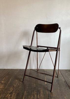 ネルソン兄弟 折り畳み椅子 1920年代