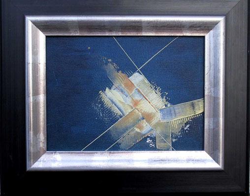 """""""Begynelse"""", Malplatte 24 x 30, 160 €"""