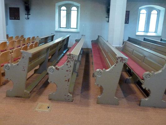 Lutherkirche Konstanz Mängel