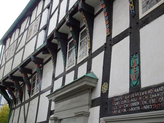 Mittelalterliche Fachwerkstadt Hattingen