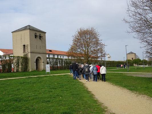 Archäologischer Park Xanten -  wir erkunden das Gelände der römischen Stadt Colonia Ulpia Traiana
