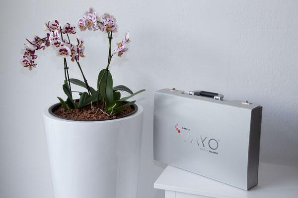 Die Vayo Kappen von Telenot, geben Sie Ihren Bewegungsmeldern ein individuelles Design