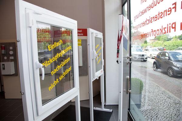 Wir machen Ihre Fenster sicher