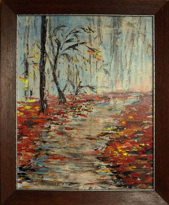 Herbstweg 60x50