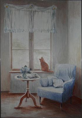 Am Fenster 100x70