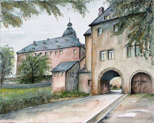 Frauenstein Torhaus 30x40
